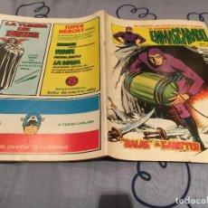 Cómics: EL HOMBRE ENMASCARADO VOL.2 - Nº 7 ''BALAS'' EL GANSTER - VERTICE 1979. Lote 152860978