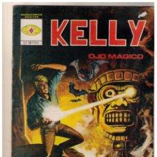 Cómics: KELLY OJO MAGICO Nº 1 - VERTICE GRAPA. Lote 152929666