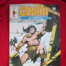 Cómics: CONAN EL BARBARO Nº 39 ¡BURYAT SITIADA! MUNDI COMICS VERTICE MARVEL 1980 MBE. Lote 153489378