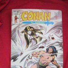 Cómics: CONAN EL BARBARO Nº 36 ¡SOMBRAS SUSURRANTES! MUNDI COMICS VERTICE MARVEL 1980 BUENO. Lote 153489734