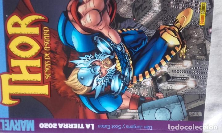 Cómics: 6 tomos de THOR etapa Jurgens - Foto 6 - 153505066
