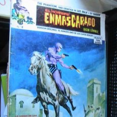 Cómics: EL HOMBRE ENMASCARADO VOL.I Nº 8. VÉRTICE 1973. LEE FALK & SY BARRY.. Lote 153721162