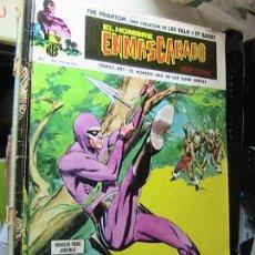 Cómics: EL HOMBRE ENMASCARADO VOL.I Nº 16. VÉRTICE 1974. LEE FALK & SY BARRY.. Lote 153722258