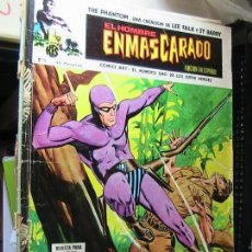 Cómics: EL HOMBRE ENMASCARADO VOL.I Nº 15. VÉRTICE 1974. LEE FALK & SY BARRY.. Lote 153722350