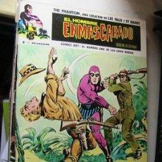 Cómics: EL HOMBRE ENMASCARADO VOL.I Nº 22. VÉRTICE 1974. LEE FALK & SY BARRY.. Lote 153724234