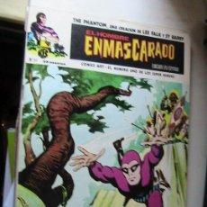 Cómics: EL HOMBRE ENMASCARADO VOL.I Nº 20. VÉRTICE 1974. LEE FALK & SY BARRY.. Lote 153724410