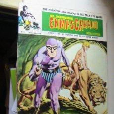 Cómics: EL HOMBRE ENMASCARADO VOL.I Nº 18. VÉRTICE 1974. LEE FALK & SY BARRY.. Lote 153724514