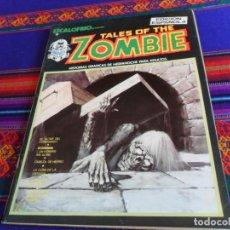 Cómics: VÉRTICE VOL. 1 ESCALOFRÍO Nº 2 TALES OF THE ZOMBIE Nº 1. 1973. 30 PTS. EL ALTAR DEL CONDENADO.. Lote 153810746