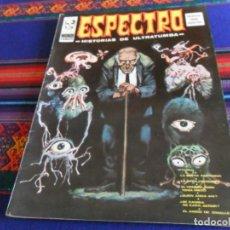 Comics: VÉRTICE ESPECTROS Nº 33. 1974. 25 PTS. ¡VUDÚ!. BUEN ESTADO.. Lote 153811370