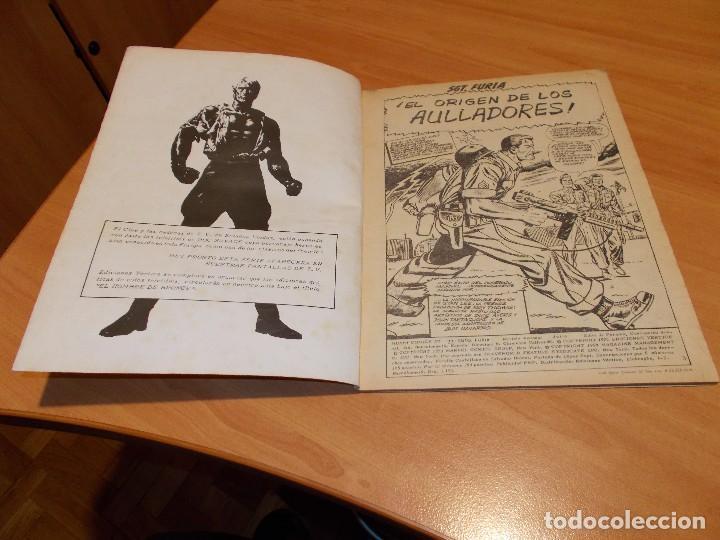Cómics: SARGENTO FURIA V.2 Nº 23 - Foto 4 - 153993870
