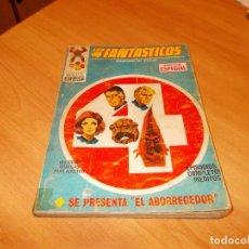 Cómics: LOS 4 FANTASTICOS V.1 Nº 11. Lote 154133582
