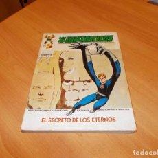 Cómics: LOS 4 FANTASTICOS V.1 Nº 57. Lote 154135006