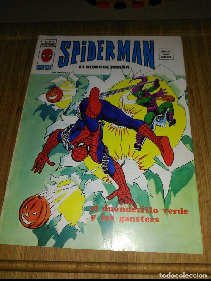 SPIDERMAN VOL 3 Nº 12 (Tebeos y Comics - Vértice - V.3)