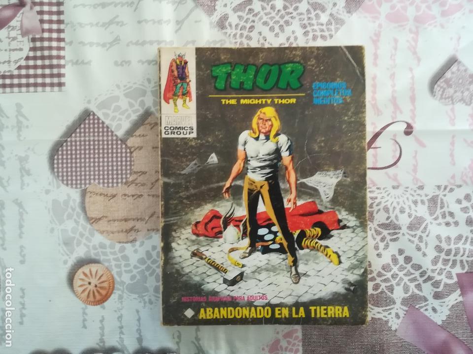 THOR V 1 Nº 20 (Tebeos y Comics - Vértice - Thor)