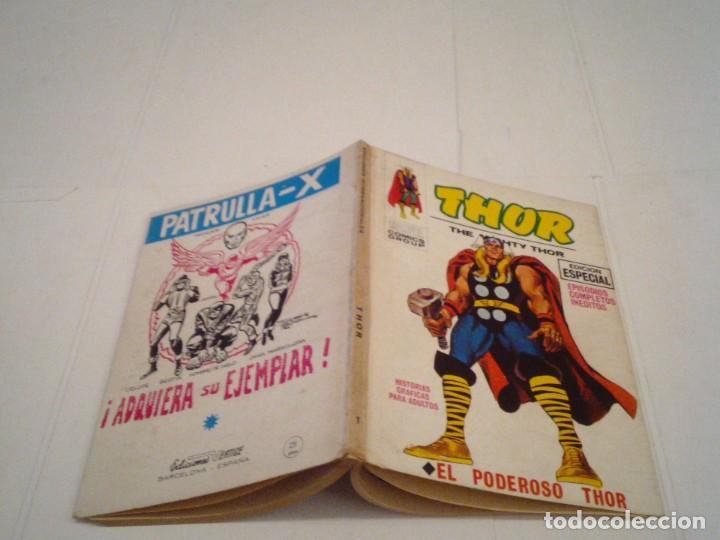 Cómics: THOR - VERTICE - VOLUMEN 1 - COMPLETA - 42 NUMEROS - MUY BUEN ESTADO - GORBAUD - Foto 6 - 154407206