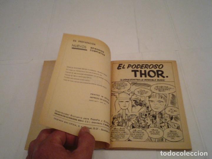 Cómics: THOR - VERTICE - VOLUMEN 1 - COMPLETA - 42 NUMEROS - MUY BUEN ESTADO - GORBAUD - Foto 8 - 154407206