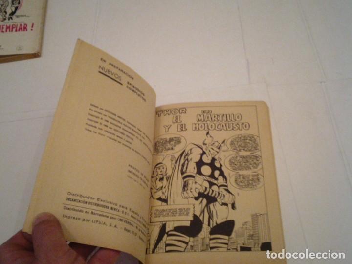 Cómics: THOR - VERTICE - VOLUMEN 1 - COMPLETA - 42 NUMEROS - MUY BUEN ESTADO - GORBAUD - Foto 13 - 154407206
