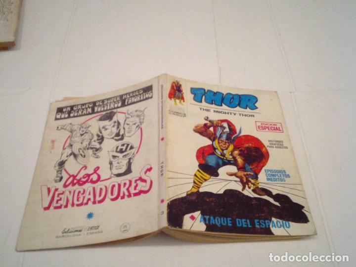 Cómics: THOR - VERTICE - VOLUMEN 1 - COMPLETA - 42 NUMEROS - MUY BUEN ESTADO - GORBAUD - Foto 16 - 154407206