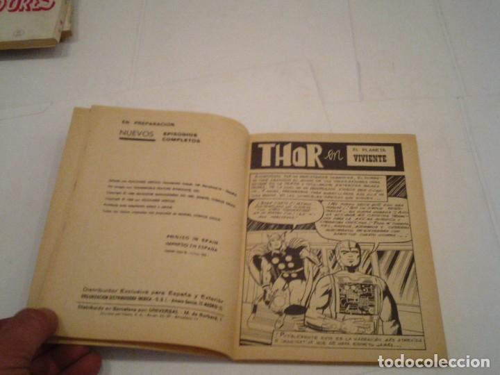 Cómics: THOR - VERTICE - VOLUMEN 1 - COMPLETA - 42 NUMEROS - MUY BUEN ESTADO - GORBAUD - Foto 22 - 154407206