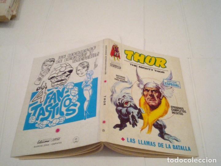 Cómics: THOR - VERTICE - VOLUMEN 1 - COMPLETA - 42 NUMEROS - MUY BUEN ESTADO - GORBAUD - Foto 24 - 154407206