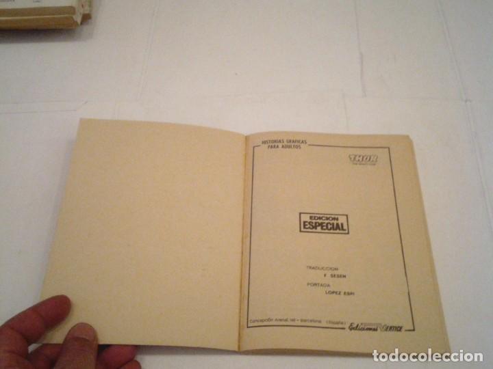 Cómics: THOR - VERTICE - VOLUMEN 1 - COMPLETA - 42 NUMEROS - MUY BUEN ESTADO - GORBAUD - Foto 29 - 154407206