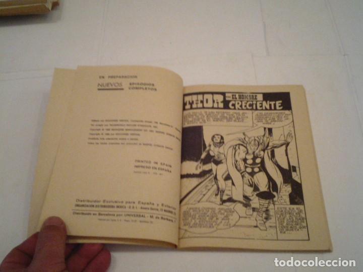 Cómics: THOR - VERTICE - VOLUMEN 1 - COMPLETA - 42 NUMEROS - MUY BUEN ESTADO - GORBAUD - Foto 30 - 154407206