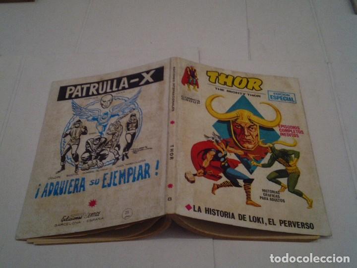 Cómics: THOR - VERTICE - VOLUMEN 1 - COMPLETA - 42 NUMEROS - MUY BUEN ESTADO - GORBAUD - Foto 37 - 154407206