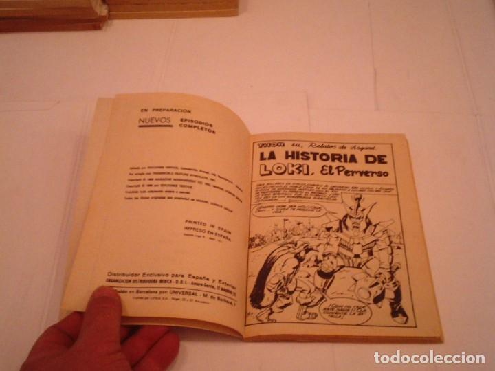 Cómics: THOR - VERTICE - VOLUMEN 1 - COMPLETA - 42 NUMEROS - MUY BUEN ESTADO - GORBAUD - Foto 39 - 154407206
