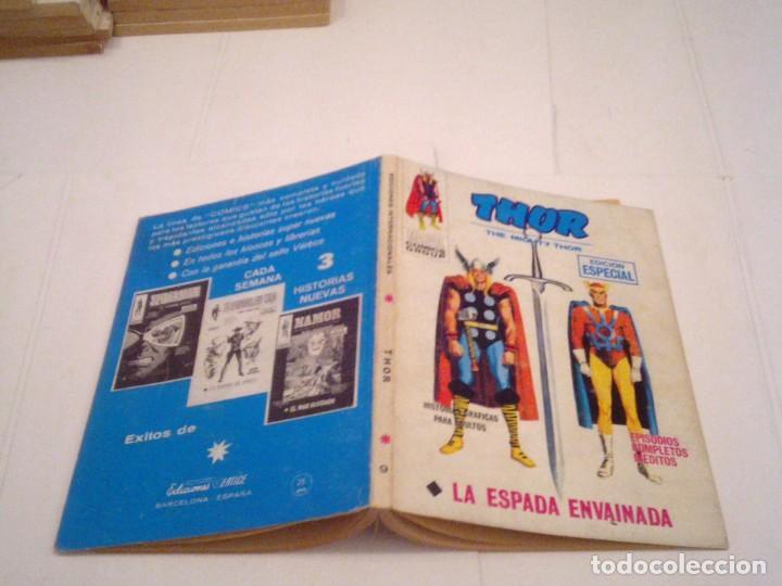 Cómics: THOR - VERTICE - VOLUMEN 1 - COMPLETA - 42 NUMEROS - MUY BUEN ESTADO - GORBAUD - Foto 42 - 154407206