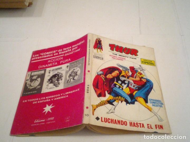 Cómics: THOR - VERTICE - VOLUMEN 1 - COMPLETA - 42 NUMEROS - MUY BUEN ESTADO - GORBAUD - Foto 47 - 154407206