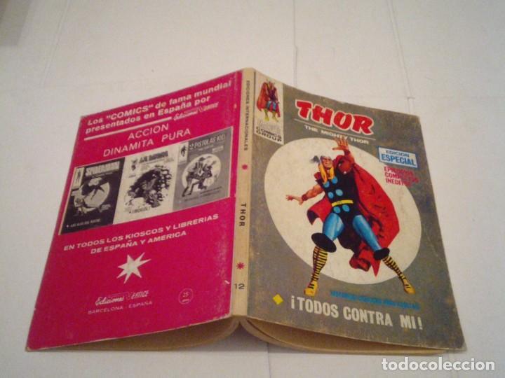 Cómics: THOR - VERTICE - VOLUMEN 1 - COMPLETA - 42 NUMEROS - MUY BUEN ESTADO - GORBAUD - Foto 55 - 154407206