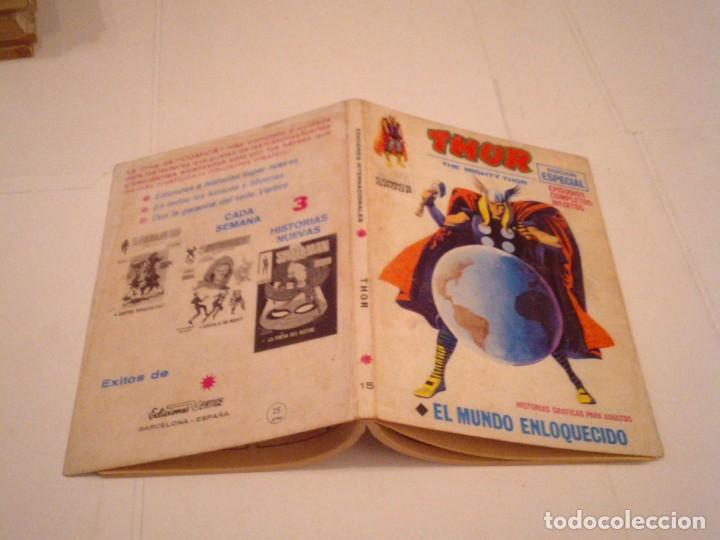 Cómics: THOR - VERTICE - VOLUMEN 1 - COMPLETA - 42 NUMEROS - MUY BUEN ESTADO - GORBAUD - Foto 63 - 154407206