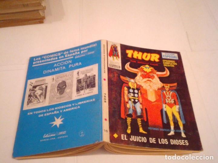 Cómics: THOR - VERTICE - VOLUMEN 1 - COMPLETA - 42 NUMEROS - MUY BUEN ESTADO - GORBAUD - Foto 67 - 154407206