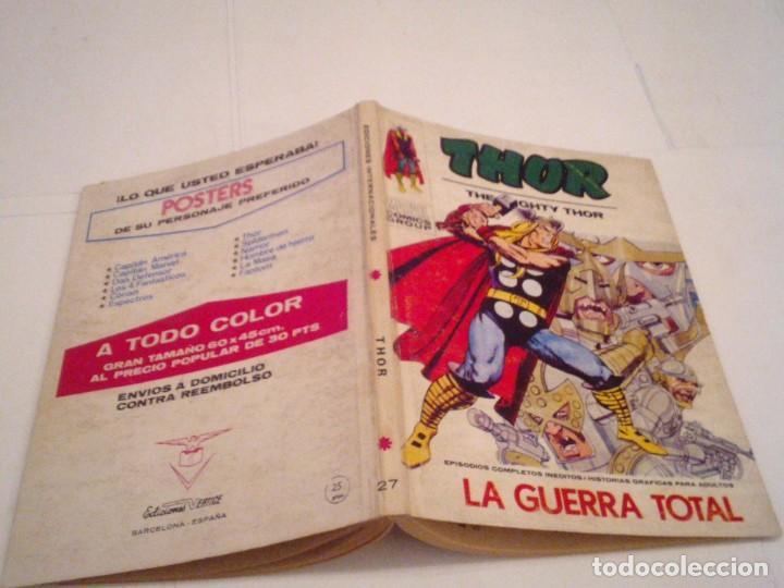 Cómics: THOR - VERTICE - VOLUMEN 1 - COMPLETA - 42 NUMEROS - MUY BUEN ESTADO - GORBAUD - Foto 94 - 154407206