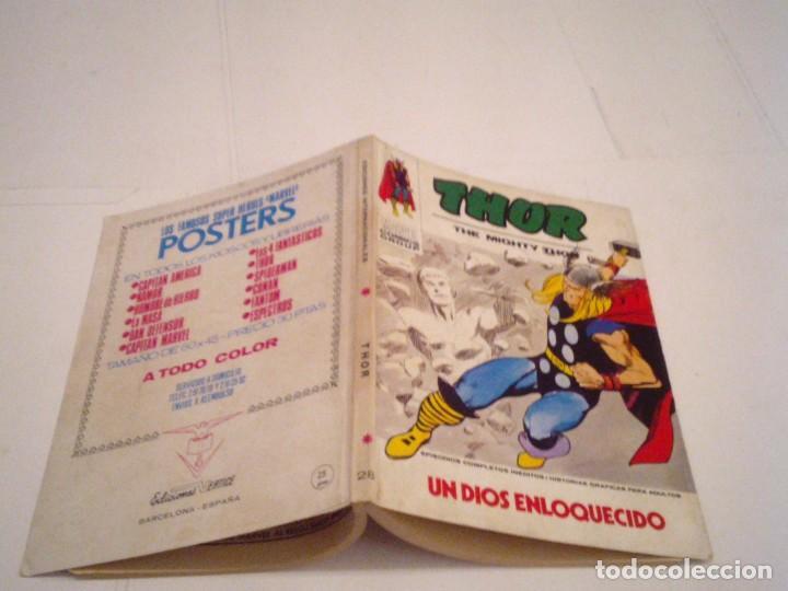 Cómics: THOR - VERTICE - VOLUMEN 1 - COMPLETA - 42 NUMEROS - MUY BUEN ESTADO - GORBAUD - Foto 100 - 154407206