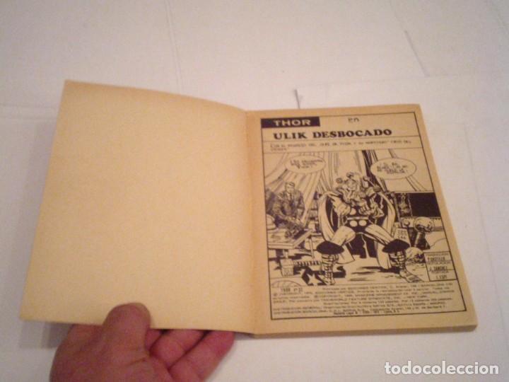 Cómics: THOR - VERTICE - VOLUMEN 1 - COMPLETA - 42 NUMEROS - MUY BUEN ESTADO - GORBAUD - Foto 112 - 154407206