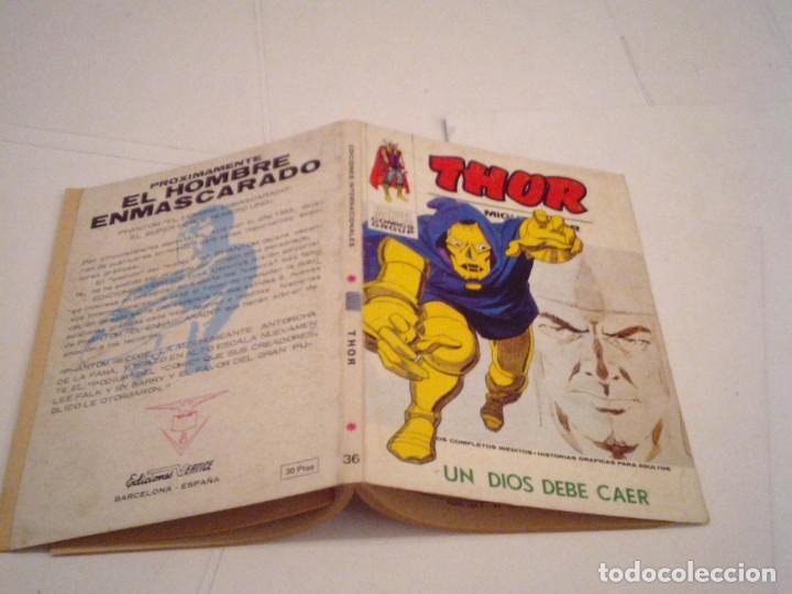Cómics: THOR - VERTICE - VOLUMEN 1 - COMPLETA - 42 NUMEROS - MUY BUEN ESTADO - GORBAUD - Foto 126 - 154407206