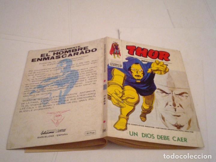 Cómics: THOR - VERTICE - VOLUMEN 1 - COMPLETA - 42 NUMEROS - MUY BUEN ESTADO - GORBAUD - Foto 129 - 154407206