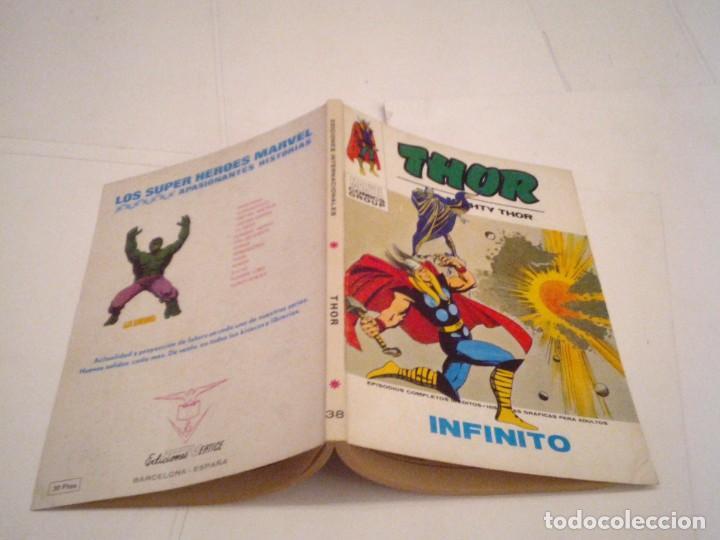 Cómics: THOR - VERTICE - VOLUMEN 1 - COMPLETA - 42 NUMEROS - MUY BUEN ESTADO - GORBAUD - Foto 133 - 154407206