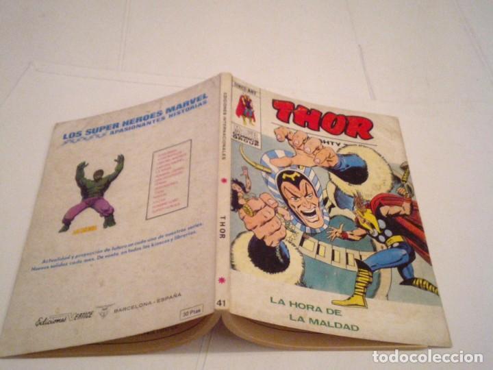 Cómics: THOR - VERTICE - VOLUMEN 1 - COMPLETA - 42 NUMEROS - MUY BUEN ESTADO - GORBAUD - Foto 142 - 154407206