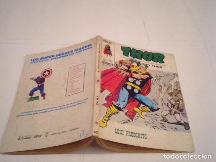Cómics: THOR - VERTICE - VOLUMEN 1 - COMPLETA - 42 NUMEROS - MUY BUEN ESTADO - GORBAUD - Foto 145 - 154407206