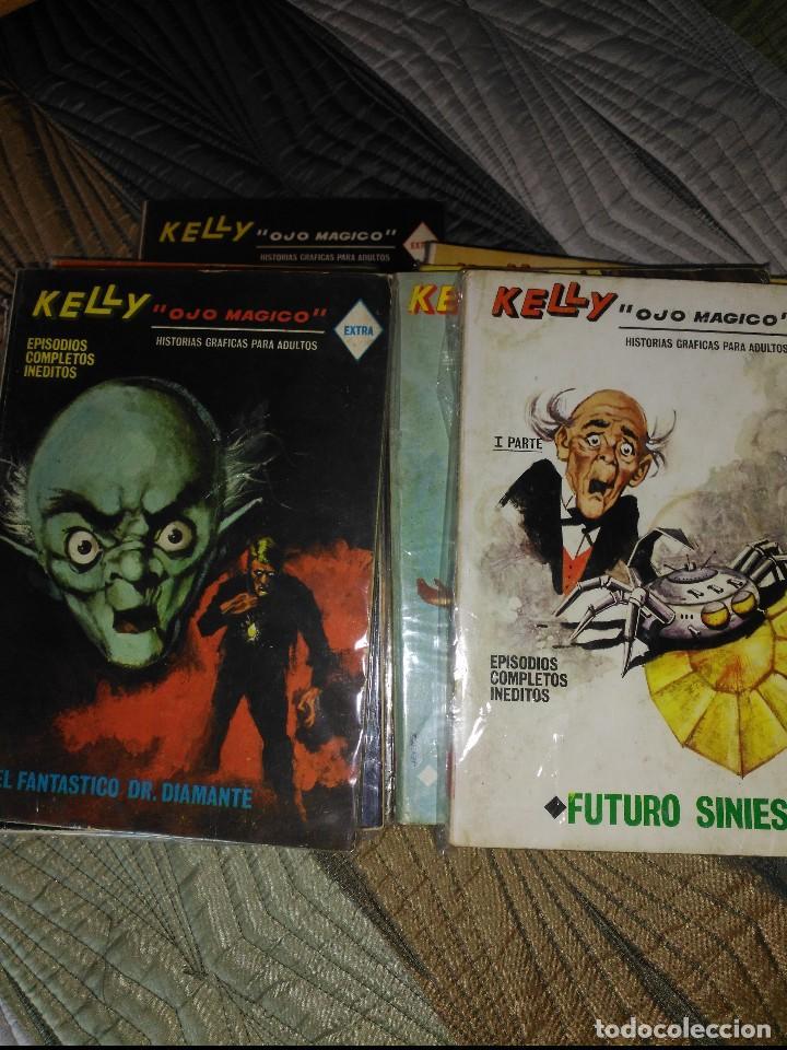 Cómics: Kelly Ojo Mágico Completa a falta del Nº 4 - Foto 3 - 154518002