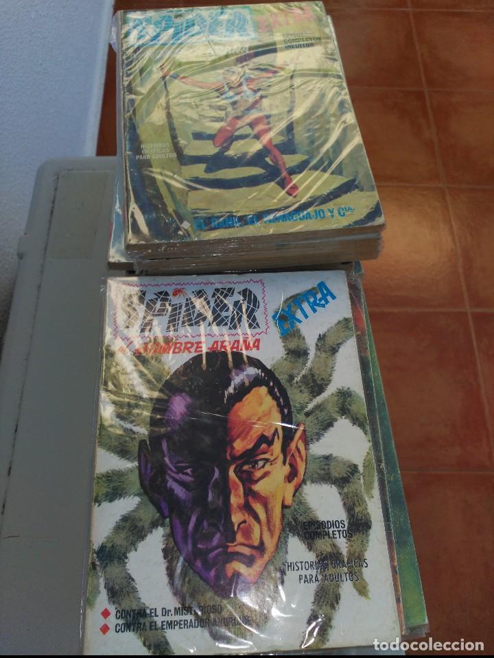SPIDER COMPLETA EN BUEN ESTADO Y MUY BUEN ESTADO. (Tebeos y Comics - Vértice - Fleetway)
