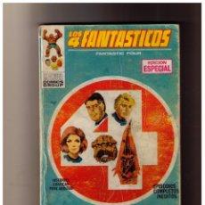 Cómics: VERTICE VOL.1 - LOS 4 FANTASTICOS Nº 11 - TACO. Lote 154572814