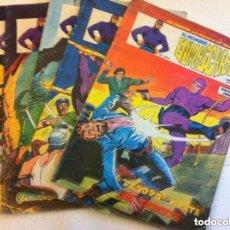 Cómics: HOMBRE ENMASCARADO - VOLUMEN 2 - LOTE 3 EJEMPLARES. Lote 154664922
