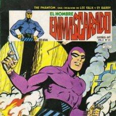 Cómics: EL HOMBRE ENMASCARADO - V-2 - Nº 39 -¿ESTÁ MUERTA DIANA PALMER?-1981-M. DIFÍCIL-BUENO-LEAN-0461. Lote 154686878