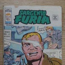 Cómics: SARGENTO FURIA VOL.2 Nº 18 VÉRTICE MUNDI COMICS FURIA PELEA SOLO MARVEL GROUP V.2 AÑO 1983. Lote 154720122