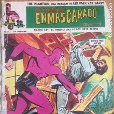 Cómics: TOMO ENCUADERNADO EL HOMBRE ENMASCARADO. 11 NUMEROS (37 AL 47) - VERTICE - GCH. Lote 155081170