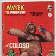 Cómics: MYTEK EL PODEROSO Nº 1 - EL COLOSO - VÉRTICE GRAPA. Lote 155219738