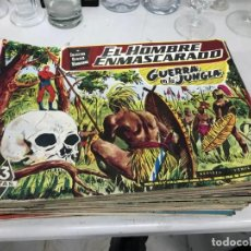 Cómics: COLECCIÓN DE TEBEOS EL HOMBRE ENMASCARADO 99 NÚMEROS . Lote 155241202